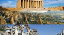 5-Day Golden Tour of Turkey From Ankara, Visiting Cappadoccia, Ephesus and Izmir, Ankara, Multi-day ...