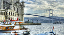 Full-Day Tour of 2 Continents with Bosphorus Cruise Included and Beylerbeyi Palace, Istanbul, Day...