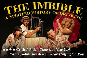 Book The Imbible: A Spirited History of Drinking Comedy Show Now!