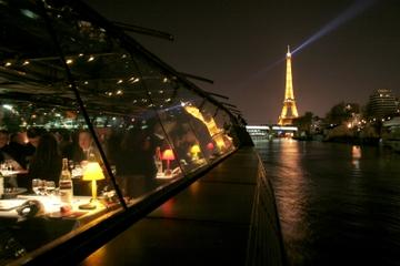 Paris Seine River Dinner Cruise