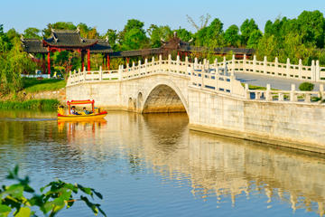 Shanghai Shore Excursion: Suzhou and Zhouzhuang Water Village Private Day Trip