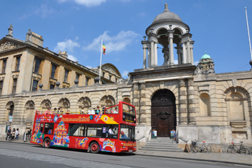 Oxford City Hop-on Hop-off Tour