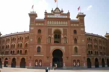 Las Ventas Bullring Entrance Ticket and Audio Tour
