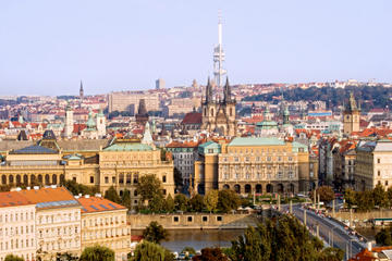 Historic Prague Walking Tour including King's Route and Charles Bridge
