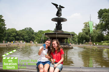 Picture of Central Park TV and Movie Sites Walking Tour