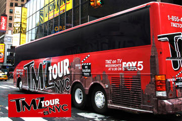 Picture of TMZ NYC Celebrity Tour