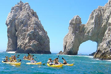 Los Cabos Shore Excursion: Los Cabos Arch Kayak Adventure