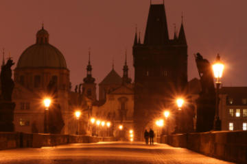 Prague Ghost Walking Tour