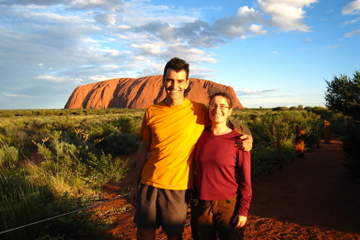 Sunrise Over Uluru (Ayers Rock) and Base Walk with Indigenous Guide