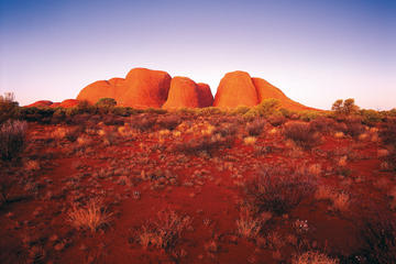 Valley of the Winds Walk and Kata Tjuta Sunset Tour
