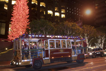 San Francisco Holiday Lights Tour by Cable Car