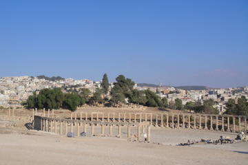 Jerash Half-Day Trip from Amman
