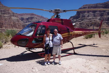Grand Canyon – All American-Hubschrauberflug
