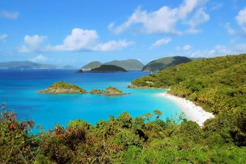 St John Day Trip from St Thomas: Island Sightseeing and Snorkeling at Truck Bay