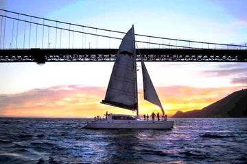 San Francisco Bay Sunset Catamaran Cruise