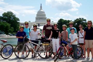 Best Washington DC Capital Sites Bike Tour