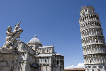 Pisa, Siena, San Gimignano, Chianti and Monteriggioni Small-Group Tuscany Day Trip