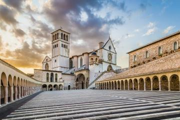 Private Tour: Perugia and Assisi Day Trip from Florence