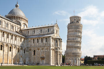 Private Tour: Pisa and the Leaning Tower