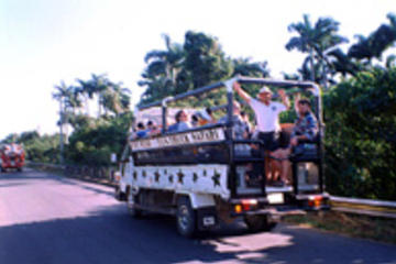 Dominican Jeep Safari