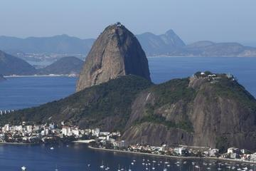 Private Tour: Rio de Janeiro Customizable City Sightseeing with Optional Corcovado and Sugar Loaf Tickets