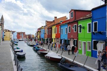 Private Tour: Murano, Burano and Torcello Half-Day Tour