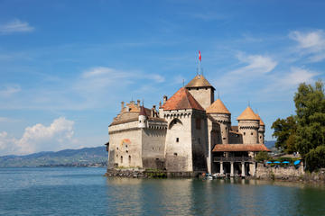 Winter Tour to Montreux and Tour of Château de Chillon