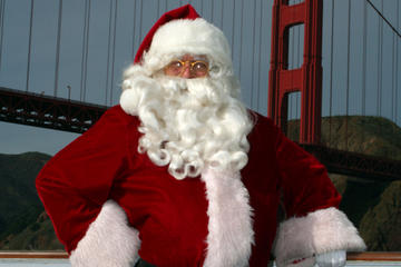 Holiday Brunch Cruise with Santa Claus on San Francisco Bay