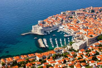 Private Arrival Transfer: Dubrovnik Airport to Dubrovnik, Orebic or Korcula Town Hotels