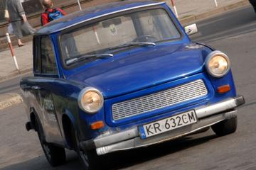 Krakow Half-Day Tour by Trabant