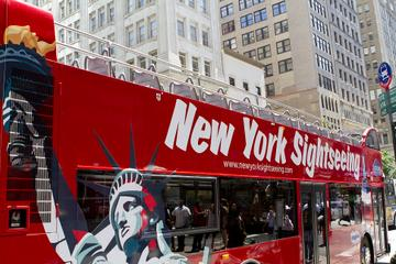 Picture of NYC 3-Day Hop-On Hop-off Bus Tour-Attractions Pass