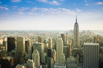 New York City Half-Day Tour with German Guide