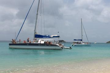 Snorkel and Sailing Tour in St Maarten