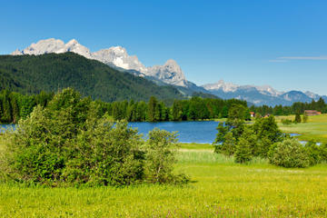 Best Ettal Monastery and Zugspitze Day Tour from Munich