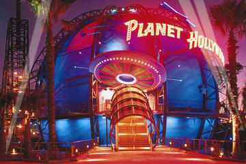 Christmas Day at Planet Hollywood Orlando