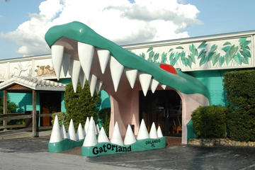 Gatorland Ticket with Transport