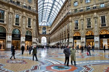 Milan Fashion Walking Tour: Quadrilatero della Moda