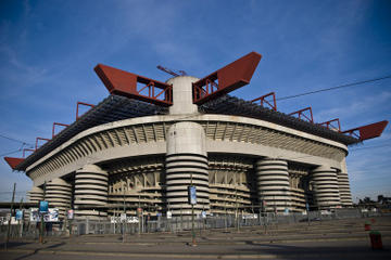 Milan Football San Siro Stadium Tour