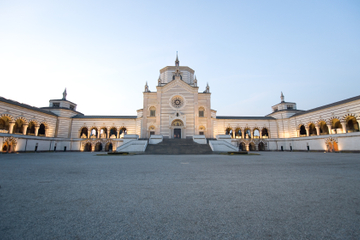 Milan Monumental Cemetery: Architecture and Sculpture Tour