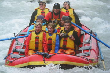 Kicking Horse River Rafting Adventure for Beginners Including Lunch