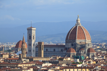 Hop-on-Hop-off-Tour durch Florenz
