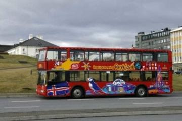 Reykjavik City Hop-on Hop-off Tour