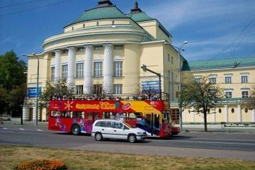 Tallinn Shore Excursion: Tallinn Hop-on Hop-off Tour