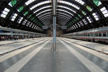 Naples Railway Station Private Arrival Transfer