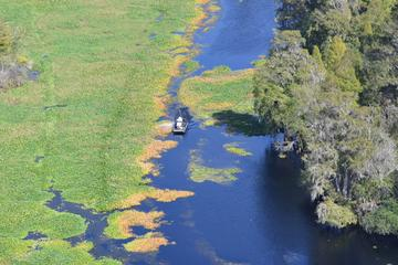 Busch Gardens and Alafia River Wildlife Helicopter Tour