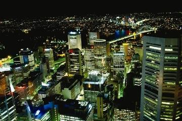 New Year's Eve at Sydney Tower 360 Bar and Dining