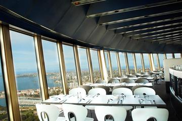 Sydney Tower Restaurant Buffe