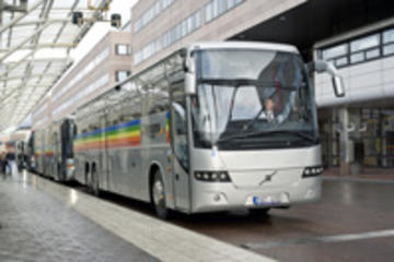Arlanda Airport Shared Arrival Transfer
