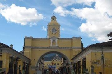Puerto Quetzal Shore Excursion: Antigua Guatemala with Optional Hot Springs