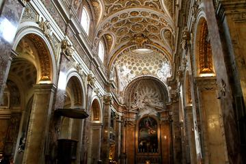 Caravaggio Art Walking Tour of Rome with Wine Tasting